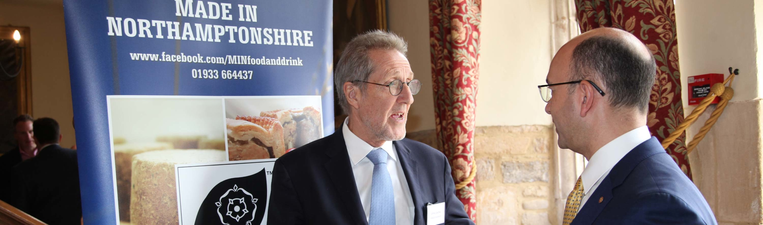 Made in Northamptonshire Event