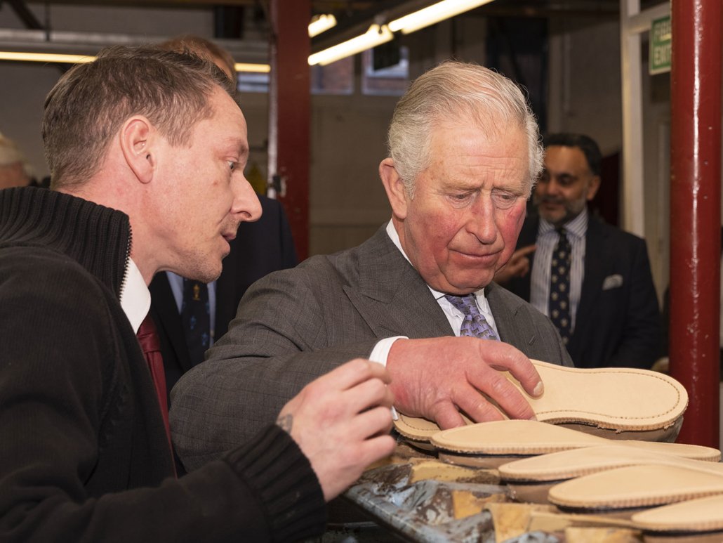 Visit of HRH Prince Charles